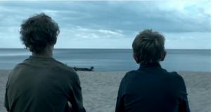 """Kadr z filmu """"Powrót"""" w reżyserii Andrieja Zwiagincewa (2003)"""